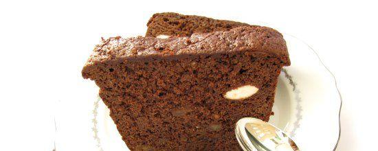 Pain epice chocolat sans gluten