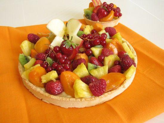 recette de tarte aux fruits d 39 t sans gluten. Black Bedroom Furniture Sets. Home Design Ideas