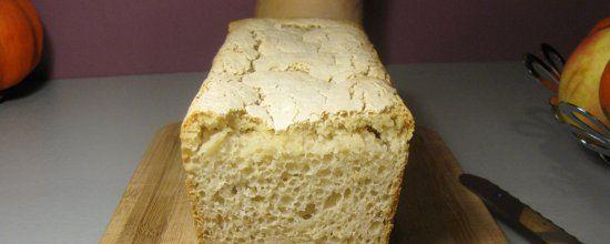 Recette pain sans gluten millet titre