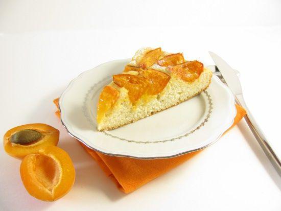 Tarte briochee abricot sans gluten