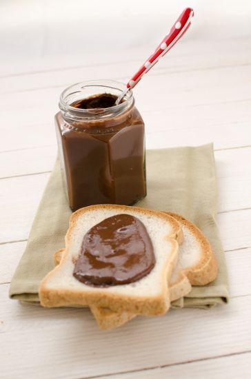recette de pate tartiner au chocolat express sans lactose. Black Bedroom Furniture Sets. Home Design Ideas